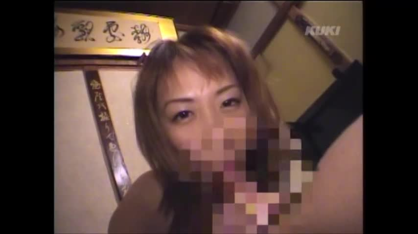 【彩名杏子】スタイル良すぎる美人お姉さんと温泉旅行先でハメ撮りセックス三昧!