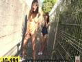素人投稿 スクール水着で野外露出 M女調教のフェチ動画